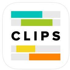 Clips Video Editor Icon