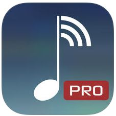 MyAudioStream Pro Icon