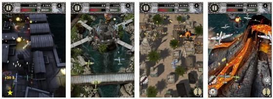 Bereits am 15. Juli 2010 erschien AirAttack, inzwischen ein Klassiker. Dennoch hat das Spiel nichts von seiner Attraktivität eingebüsst. Die Karten sind detailliert, die Gegner zahlreich und der Boss-Gegner am Ende einer Mission schwer zu schlagen.