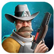 Space Marshals Icon
