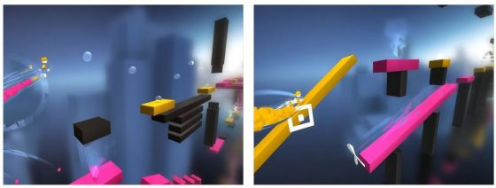 Screenshots des Spiels Chameleon Run