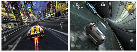 Need for Speed Shift iPad Screenshot