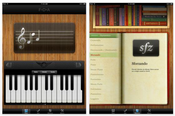 Nota for iPad Screenshot