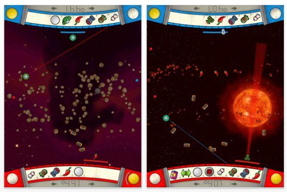 Screenshot Paddle Battle für iPad