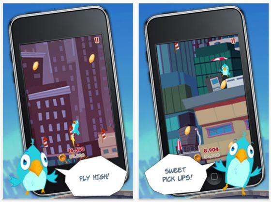 Bird Strike Screenshot