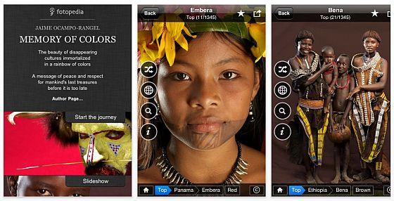 Memories of Colors für iPhone Screenshots