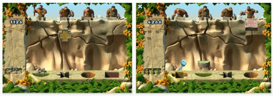 Stoned 3D für iPhone und iPod Touch Screenshots