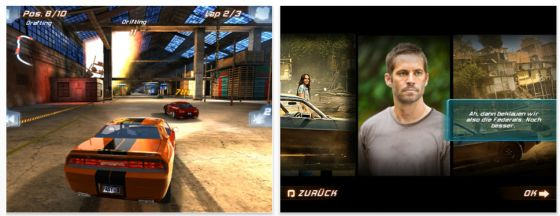 Fast Five: Official Game Screenshots