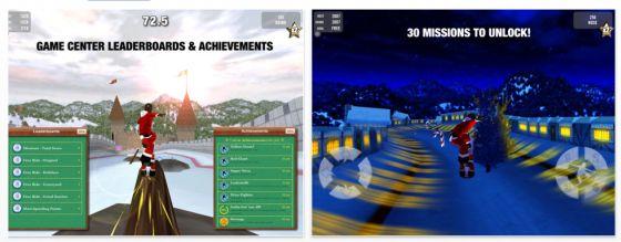Crazy Snowboard Screenshot