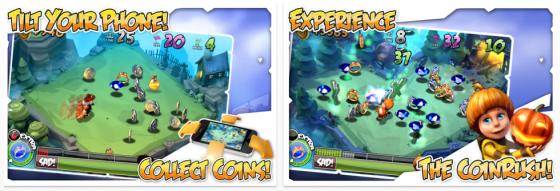 Coin Dash Screenshots