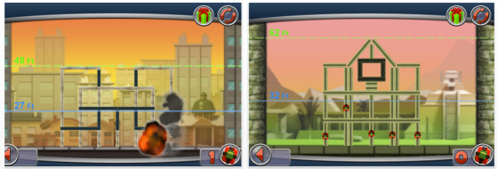 Demolition Master für iPhone und iPod Touch Screenshot