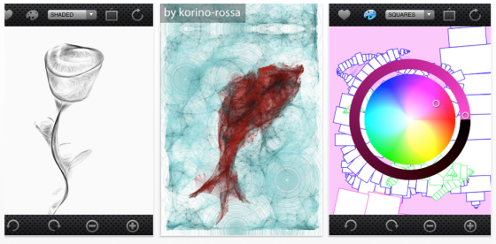 harmonious. für iPad, iPhonwe und iPod Touch Screenshots