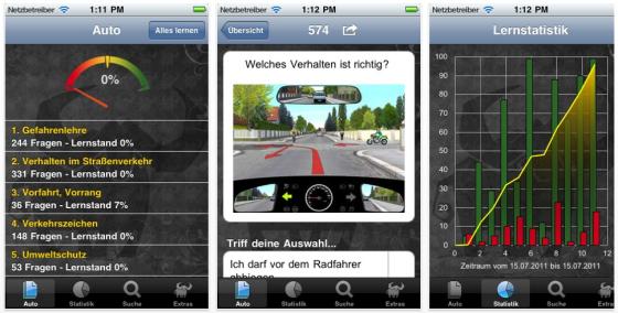 App Autoführerschein