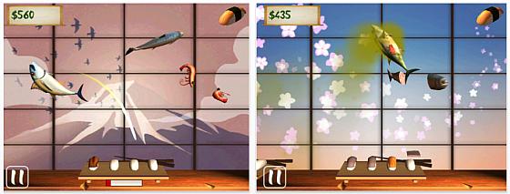 SushiChop HD Screenshots