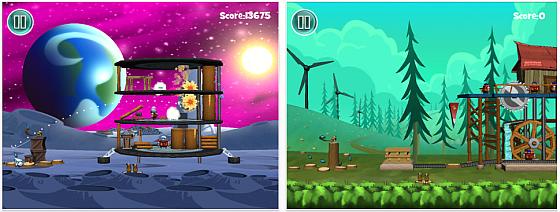Beavers Revenge Screenshots