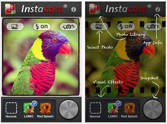 Instacam Screenshot
