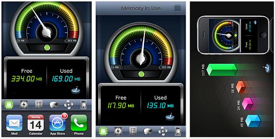 System Monitor für iPhone, iPod und iPad