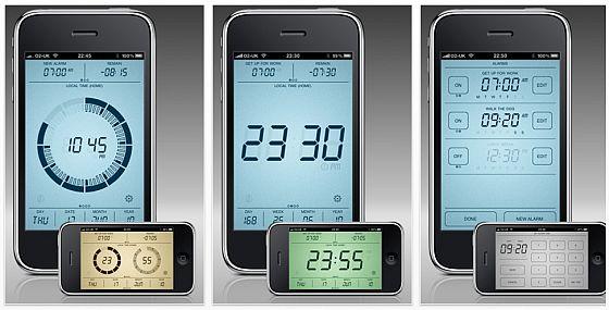 Touch LCD für iPhone, iPod Touch und iPad