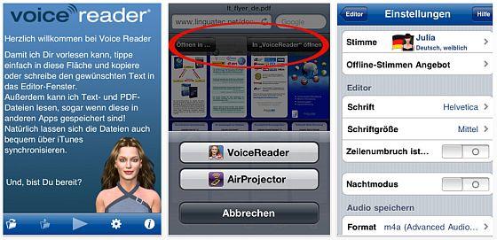 Voice Reader Text to Speech