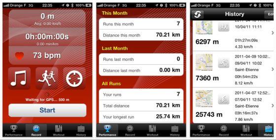 321Run Screenshot