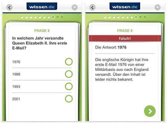 Wissen.De App