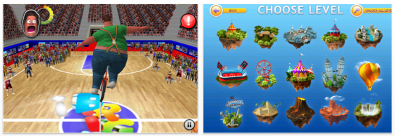 Tightwire Adventures Screenshot