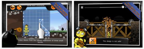 Dummy Defense für iPhone und iPad - Screenshots