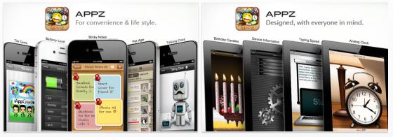 Appz Screenshot