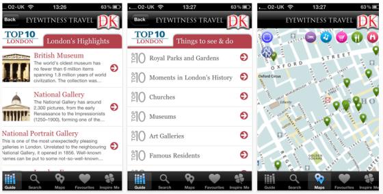 DK: London Top 10