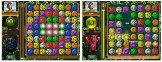 The Treasures of Montezuma 2 - Universal-App für iPhone und iPad