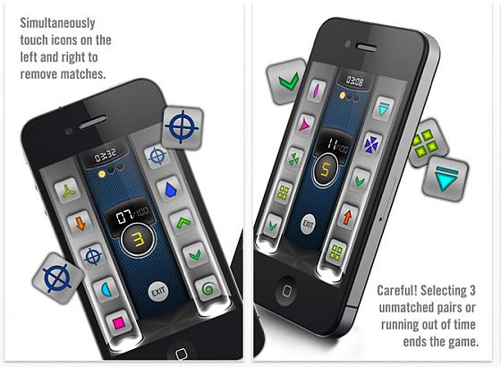 Speed Match für iPhone und iPod Touch - Screenshots