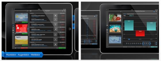 finanzblick Business HD Screenshots