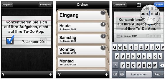 Next Thing Deutsch Screenshots