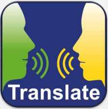 Travel Voice Translator Icon