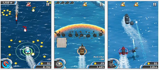 Danger Boat Screenshots