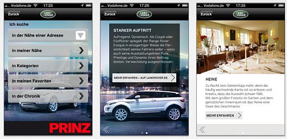 Prinz Top Guide für iPhone Screenshots