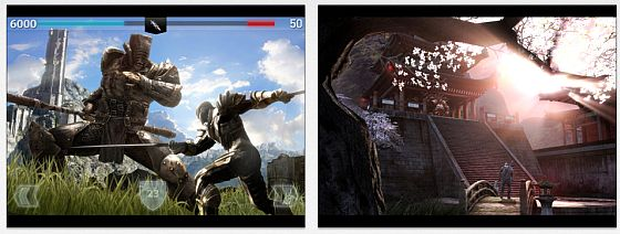 Infinity Blade II Screenshots