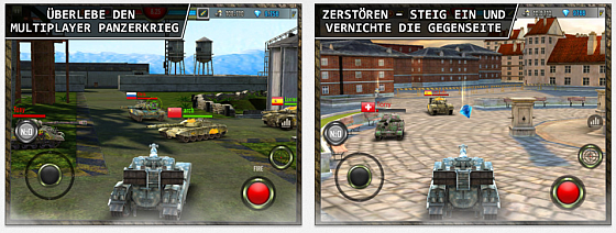 Screenshots Iron Force für iPhone und iPad