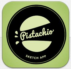 Pistachio Sketch App Icon