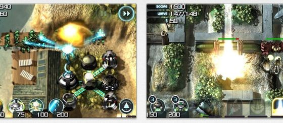 Sentinel 2: Earth Defense Screenshots
