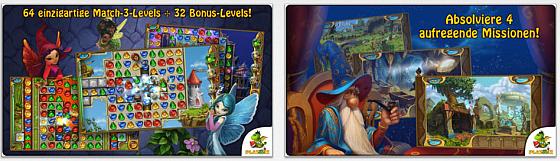 4 Elements II Screenshots