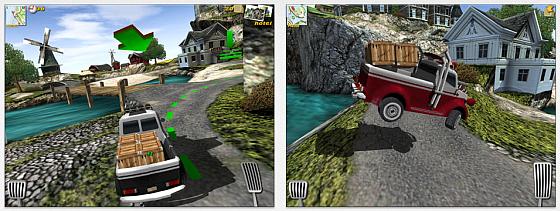 Parcel Panic Screenshots
