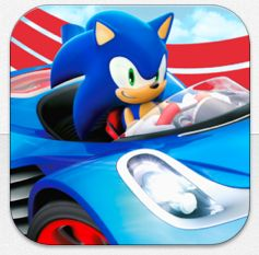 Sonic & All Stars Racing Transformed Icon