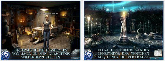 Twin Moons gehört zu einer neueren Serie von G5 Wimmelbildspielen, die jeweils um einige Minispiele angereichert sind und so abwechslungsreich gestaltet sind.