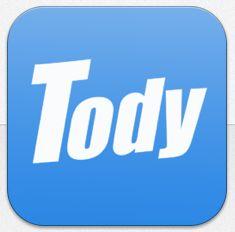 Tody - die Putz-App Icon