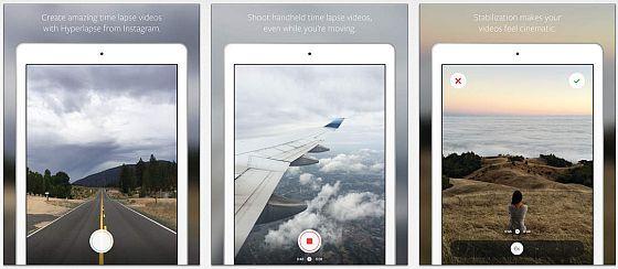Mit Hyperlapse von Instagram erstellst Du in Windeseile witzige oder erstaunliche Zeitraffervideos mit dem iPhone, iPod Touch oder iPad.