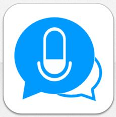 Voice SMS App Icon