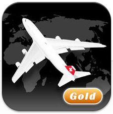 World Flight Pro Icon
