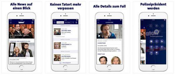 """Alles zum tatort in einer App, das ist die neue tatort-App. Doch jetzt kann man sogar mitermitteln, das funktioniert zum ersten Mal am Sonntag beim Tatort """"Ein Fuß kommt selten allein"""" aus Münster."""