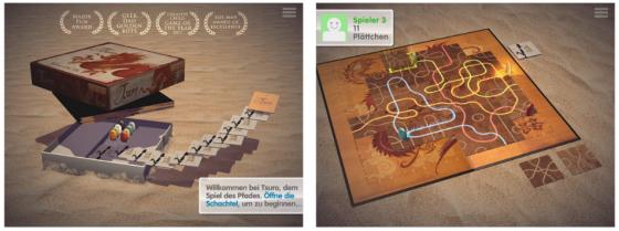 Hervorragende Grafik, intelligente Umsetzung des Brettspiels Tsuro. Die App Tsuro - Das Spiel des Pfades ist eine Empfehlung für alle, die anspruchsvolle Spiele mögen und gerne gegen andere auf einem Gerät spielen.